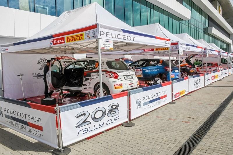 Peugeot 208 Kupa 2019