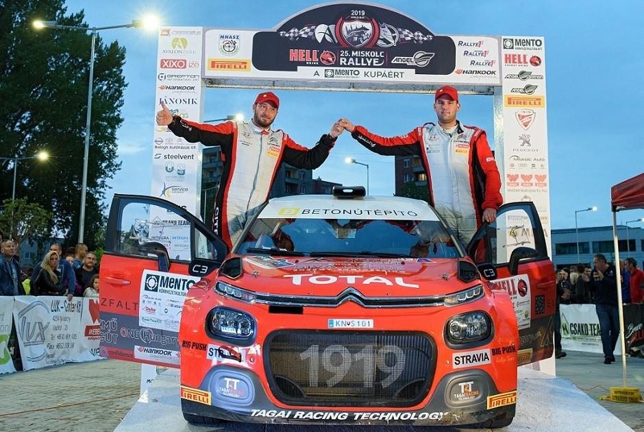 25. Hell Miskolc Rallye 2019