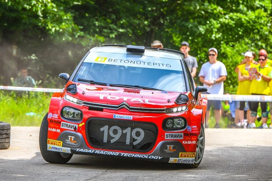Székesfehérvár Rallye 2019