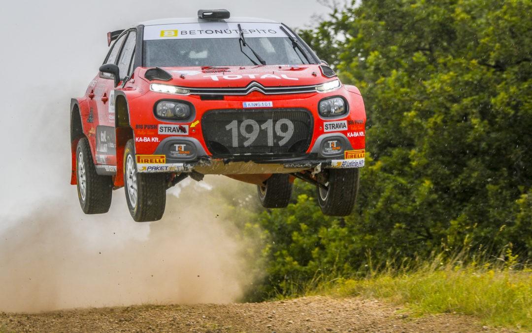 Taxi4 Veszprém Rallye 2019