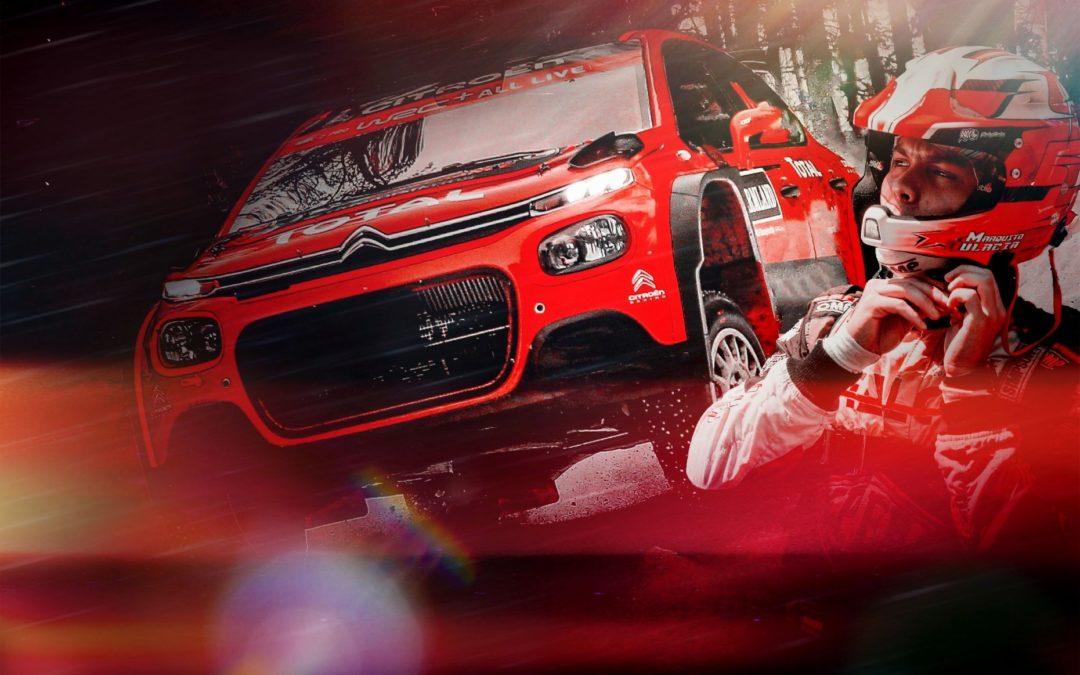 Marco Bulaciaval indulunk az idei WRC3-ban.