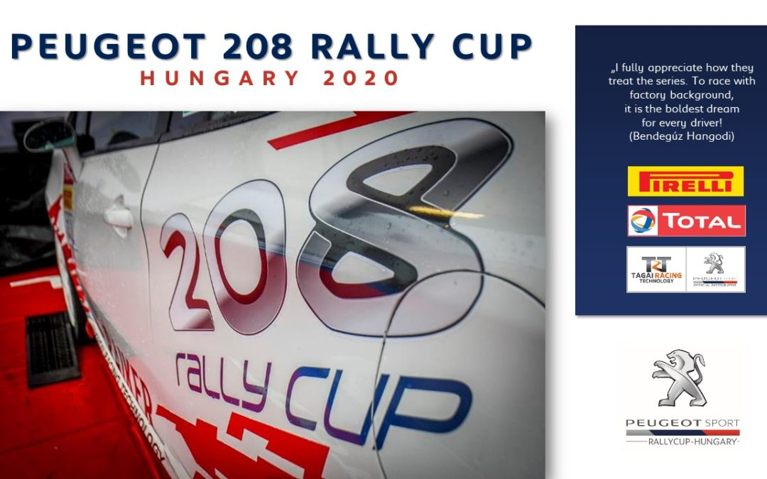 Find out more about Peugeot Rally Cup Hungary 2020!