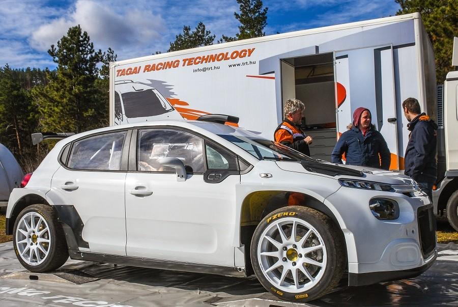 Citroën Rally Team Hungary 2020 – új szezon – új páros!