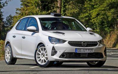 A Tagai Racing Technology bemutatja az Opel Corsa Rally 4-et és az az Opel Corsa-e Rally-t.