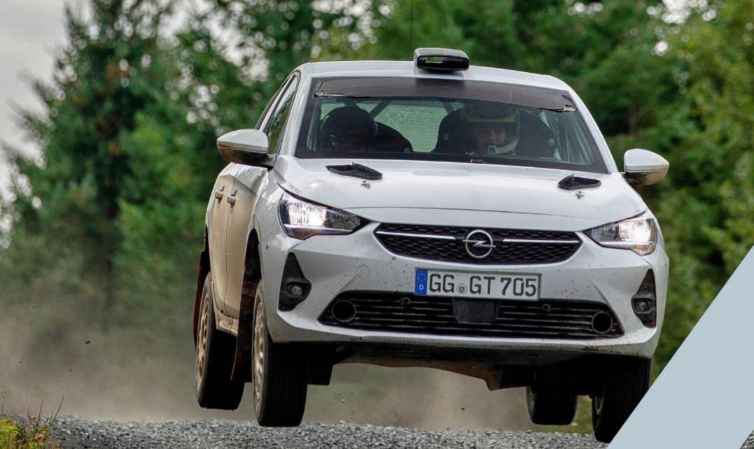 Corsa Rally 4